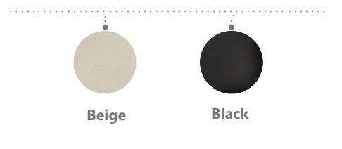 Finish-beige-black