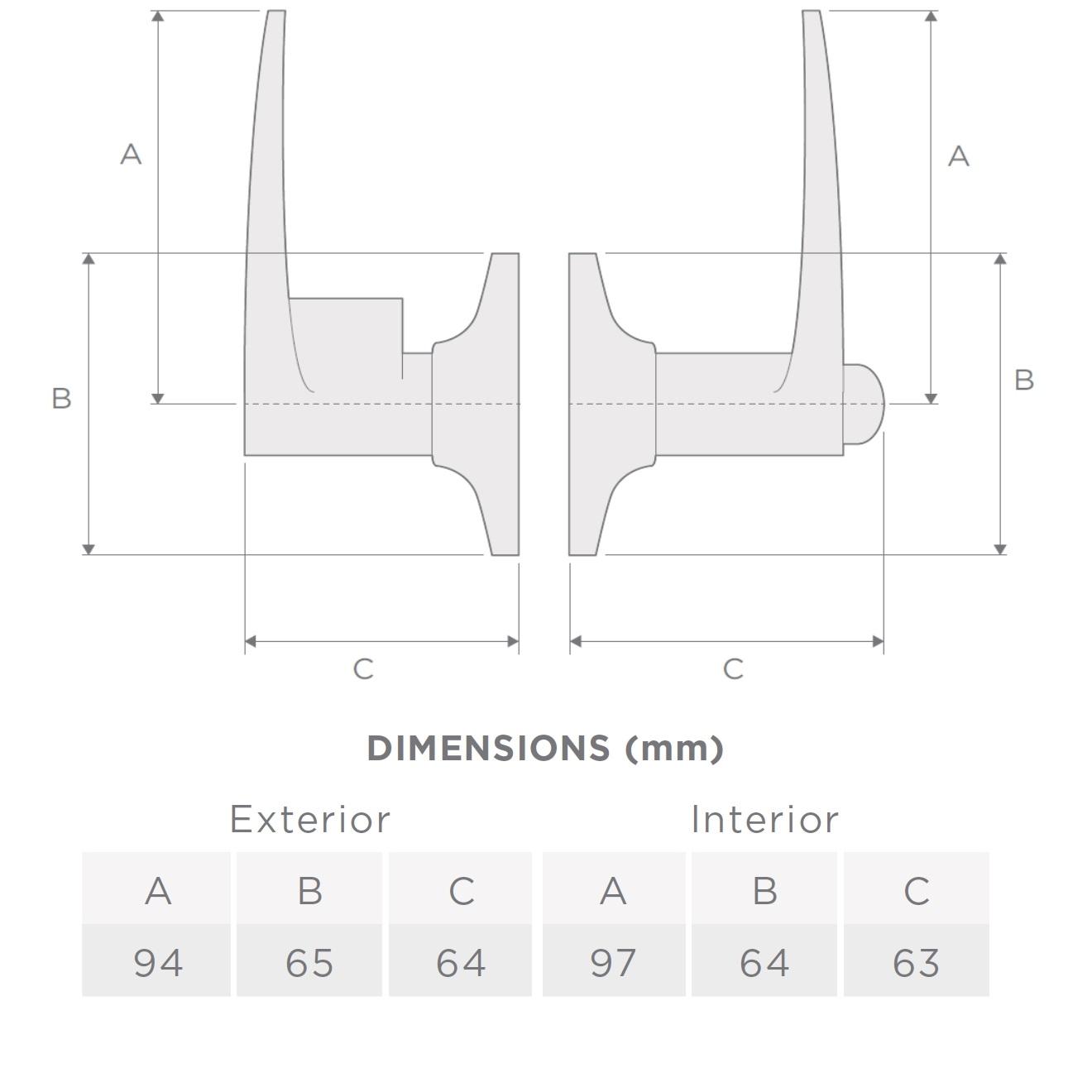 newport-lever-dimension