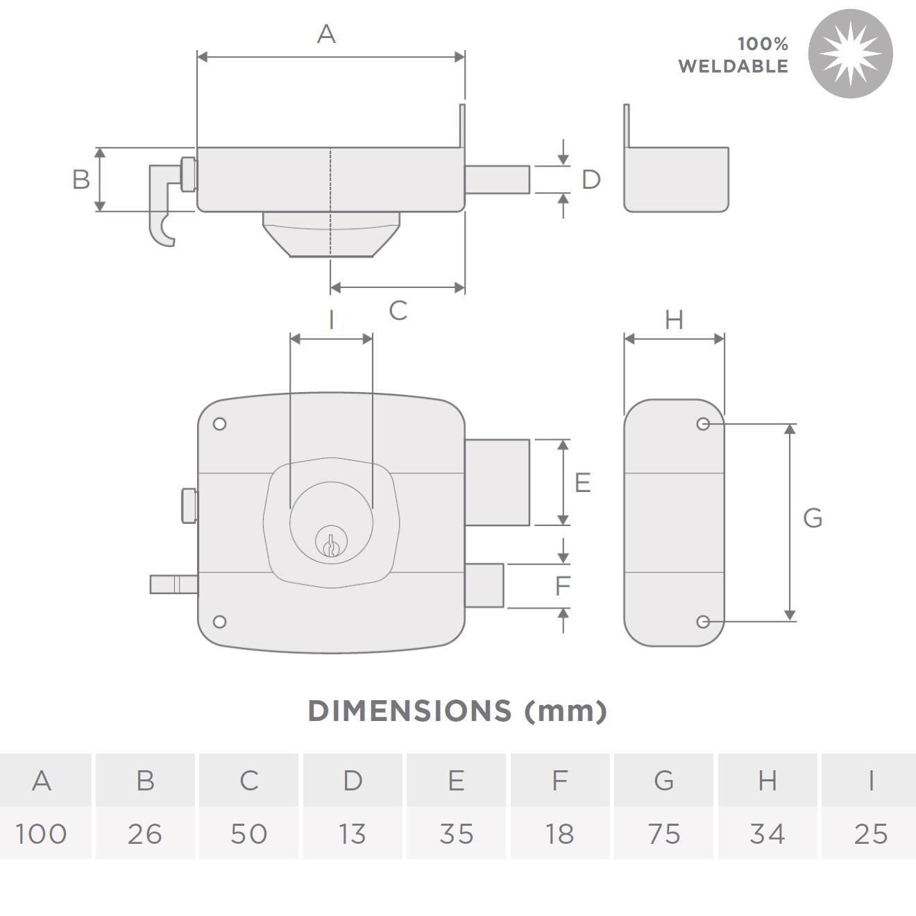 single-bolt-50mm-dimension-7pin-geo